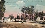 Les Champs-Elysés.