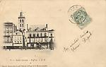 Le beffroi (la tour Saint-Jacques)