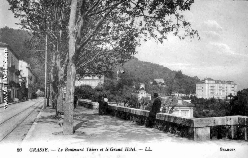 Bd Thiers et Grand Hôtel