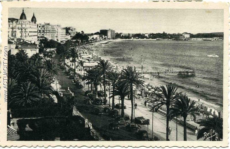Cartes postales anciennes de cannes 06150 actuacity for Garage suquet auto
