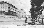 La Promenade des Anglais vers 1915