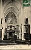 Eglise Saint Etienne - Intérieur 1