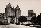La porte Narbonnaise et le pont-levis