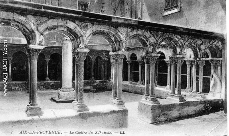 Le cloître du XIème siècle