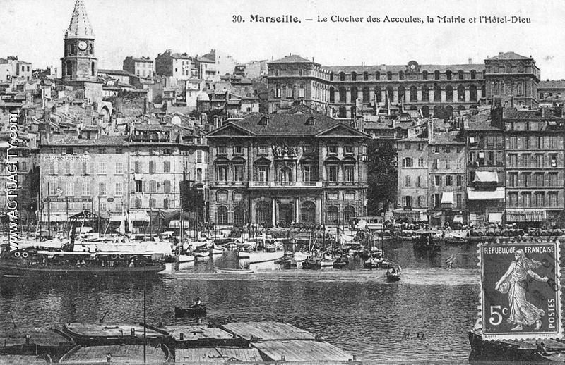 Cartes postales anciennes de Marseille (13000) - Actuacity