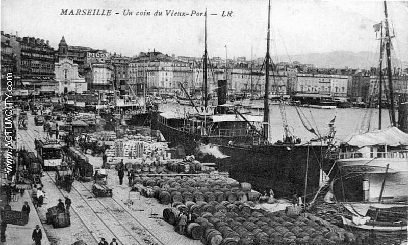 Cartes postales anciennes de marseille 13000 actuacity - College vieux port marseille ...