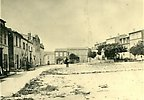 Chateau Gombert, place du village en 1890