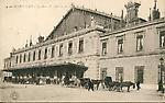 la Gare St Charles