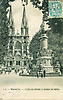 L'église des Réformés et monument des Mobiles