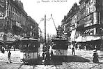Tramway à la Cannebière