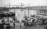 Le Vieux Port et le Pont transbordeur