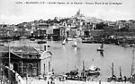 Notre Dame de la Garde et le vieux port