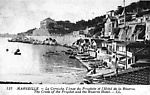 La Corniche, l'Anse du prophète et l'Hôtel de la Réserve