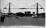 Marseille - Le pont Transbordeur