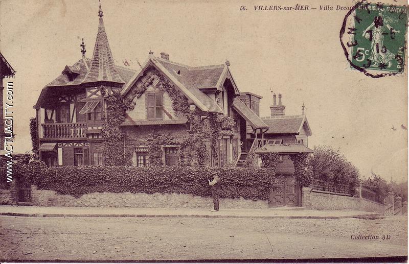 Cartes Postales Anciennes De Villers