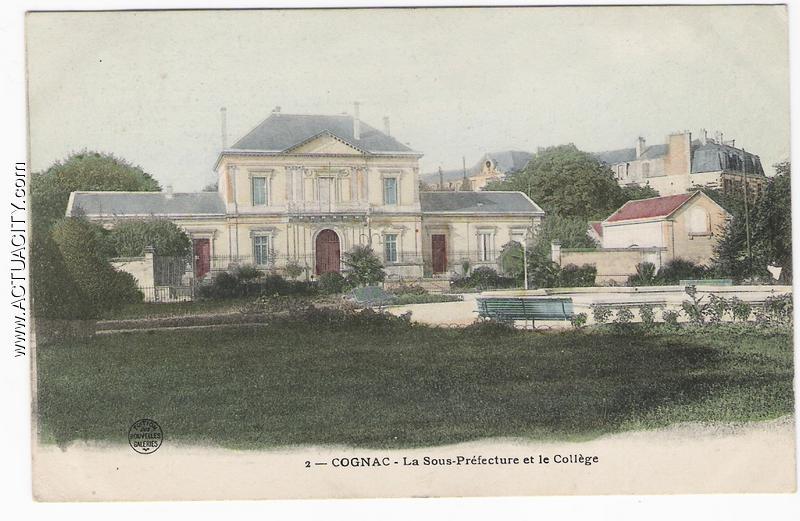 La Sous Préfecture et le Collège