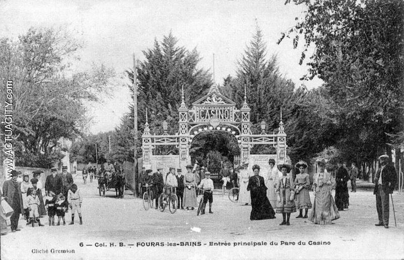 Avenue du casino a fouras