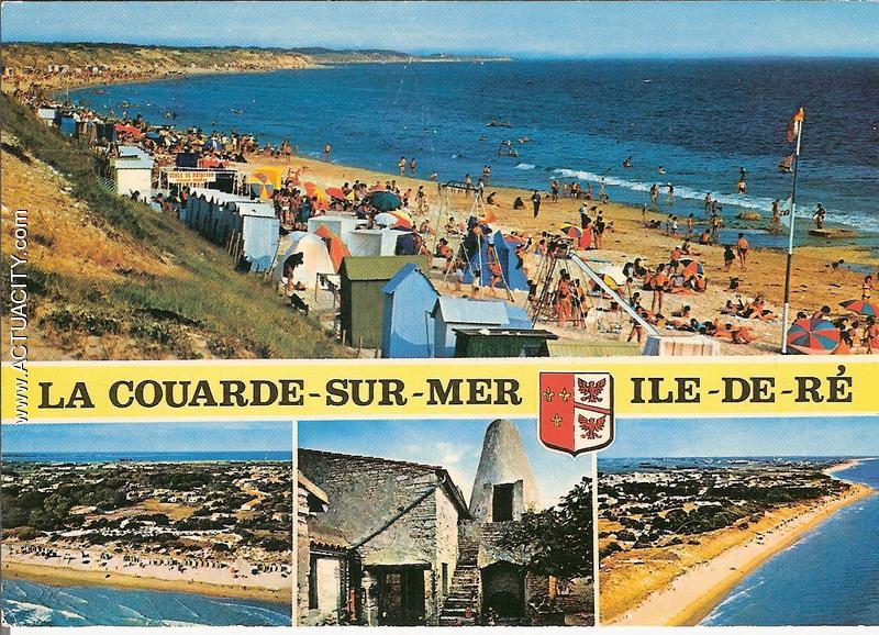 Cartes postales anciennes de la CouardesurMer (17670