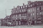 Place Bonnyaud - Hôtel Central