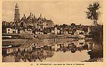 L`Isle et le Cathédrale Saint-Front