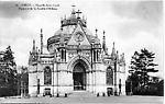 Chapelle St Louis, sépulture de la famille d`Orléans