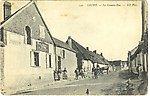 "Loché - ""La Grande-Rue"""