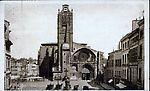 Cathedrale Saint Etienne Rosace 1230  Portail 1450 Clocher 1515