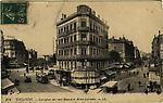 N&B-174-Carrefour rues Bayard et Alsace-Lorraine - LL