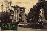 """N&B-70-Jardin des plantes-""""L`Ariège et la Garonne""""-BR-4370"""