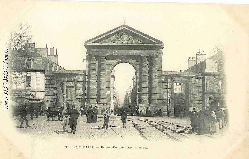 Bordeaux - Porte d'Aquitaine