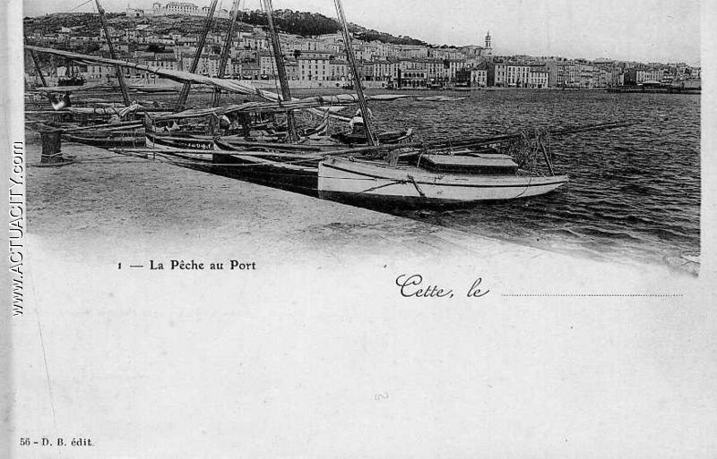 La Pêche au port