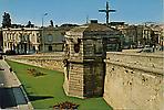 La Place Giral et la Croix du Peyrou