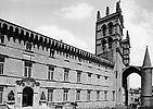 Faculté de Médecine et la cathédrale St-Pierre