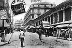 Rue de Loge et Halle aux Colonnes