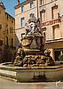 Fontaine de la Place Chabaneau