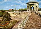 De l'Aqueduc Saint-Clément, le Château d'Eau et les Jardins du Pezrou (XVIIe sciècle)