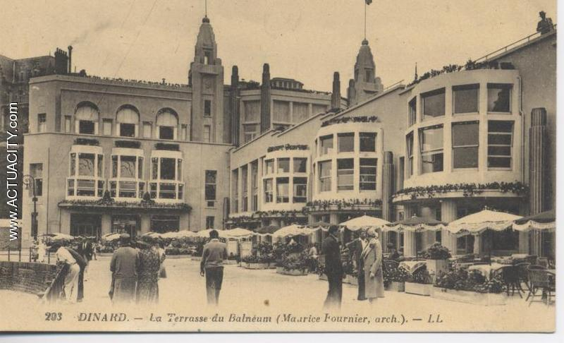 Cartes Postales Anciennes De Dinard  35800