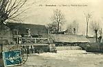 La Théols au Moulin de St Latre 1912