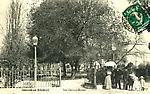 Les champs Elysées 1912 ( jardin public )