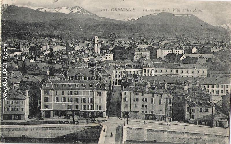 Hotel Restaurant Grenoble