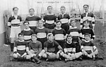 """Equipe de rugby du """"Collége - Club """" de Dax"""