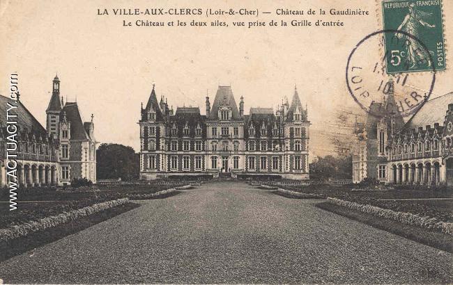 Chateau de la Gaudinière