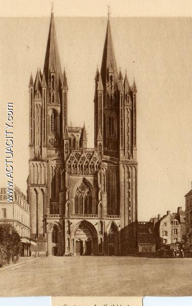Cartes postales anciennes de coutances 50200 actuacity for Dujardin 50 coutances