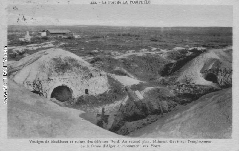 422 Fort de la pompelle POL Jacques Freville