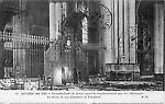 La Cathédrale après un bombardement