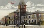 La gare de Sarreguemines