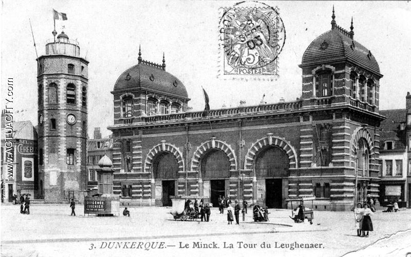 Le Minck La Tour du Leughenaer