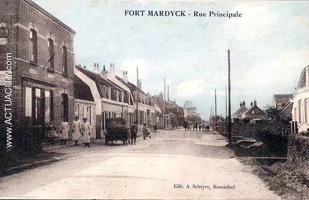 Cartes postales anciennes de fort mardyck 59430 actuacity for Piscine mardyck