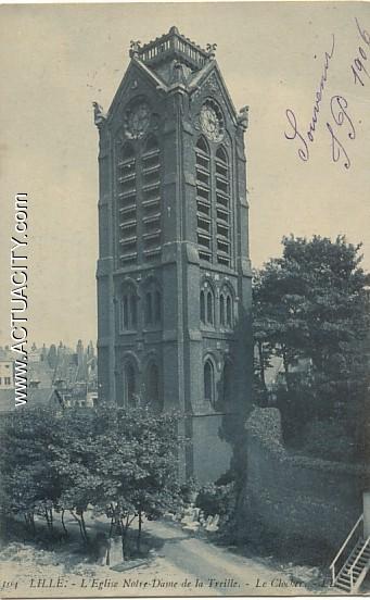 Cartes postales anciennes de lille 59000 actuacity - Eglise notre dame de la treille lille ...
