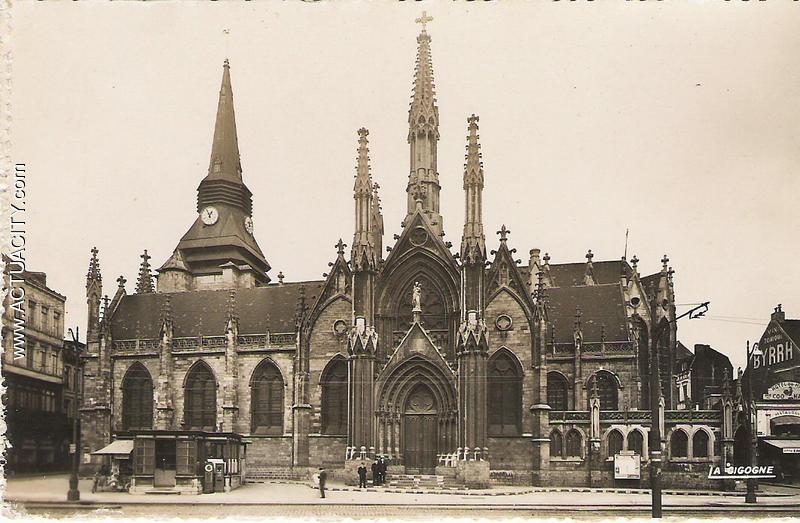 Cartes postales anciennes de roubaix 59100 actuacity - Immo saint martin roubaix ...